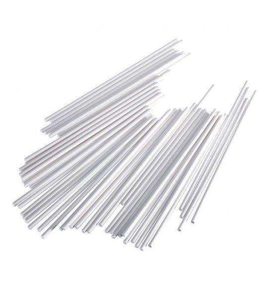 WESTMARK Zestaw patyczków 15 cm do wykrawania lizaków / 48 szt.