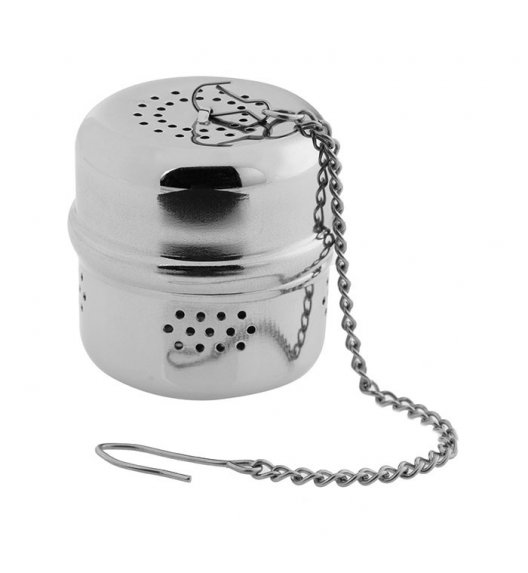 WESTMARK Zaparzacz do herbaty cylindryczny z łańcuszkiem / Stal nierdzewna