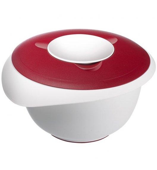 WESTMARK Miska z pokrywką do mieszania płynów 2,5 L czerwony / tworzywo sztuczne