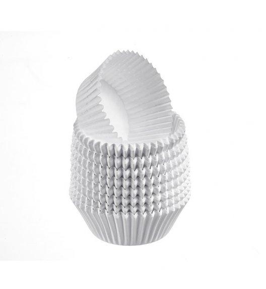 WESTMARK Zestaw papierowych papilotek na ciastka ø 7 cm / 200 szt. / Białe