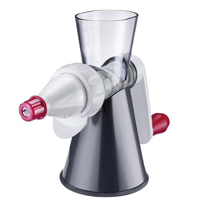 WESTMARK Sokowirówka ręczna z pojemnikiem na sok stal nierdzewna