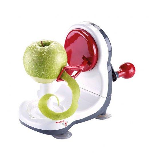 WESTMARK Maszynka do obierania jabłek LOOP / stal nierdzewna