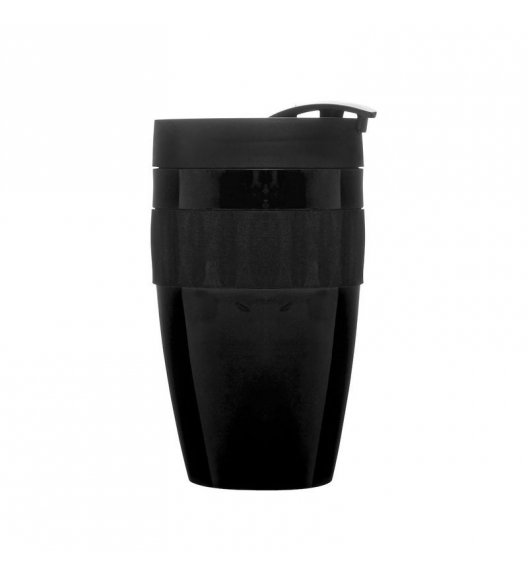 SAGAFORM CAFE Kubek termiczny 0,4 l czarny / FreeForm