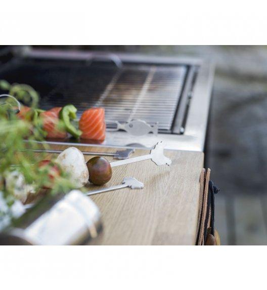 SAGAFORM BBQ Zestaw 3 szpikulców do szaszłyków 34 cm / FreeForm