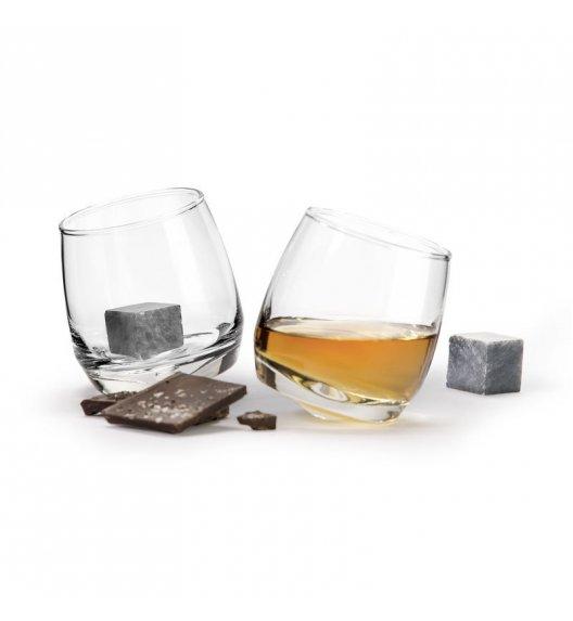 SAGAFORM CLUB Bujające się szklanki do whiskey z kamieniami 2 kpl. / FreeForm