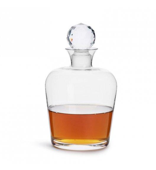 SAGAFORM CLUB Szklana karafka z kryształowym korkiem 0,8 l / FreeForm