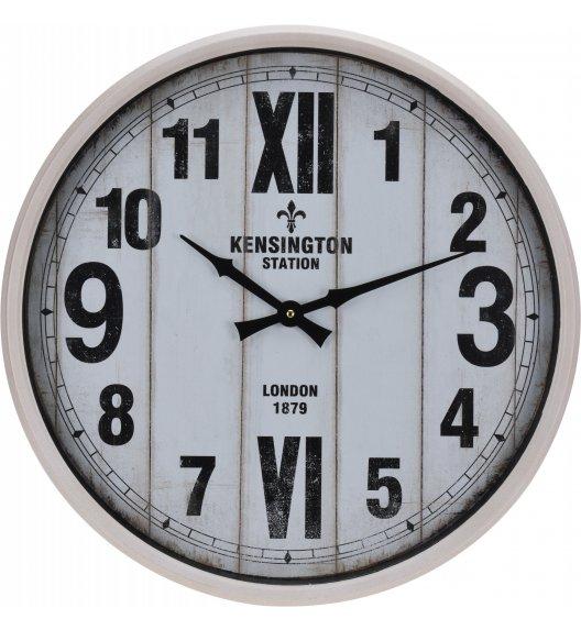 WYPRZEDAŻ! HOME & STYLING COLLECTION Zegar ścienny ø 51 cm / London look / Koopman
