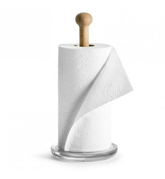 SAGAFORM Stojak na ręcznik papierowy 30 cm NATURE / FreeForm