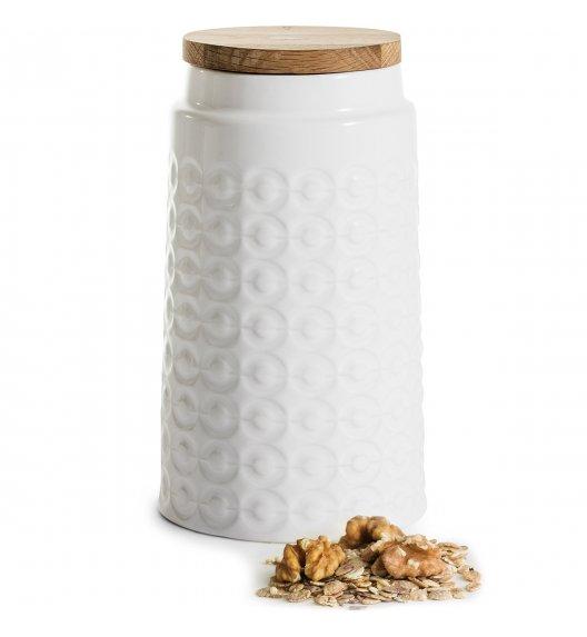 SAGAFORM Ceramiczny pojemnik do przechowywania 1,2 l / FreeForm