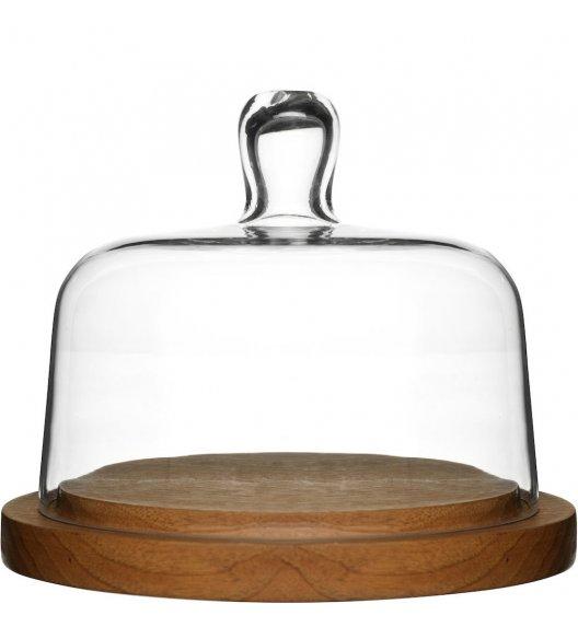 SAGAFORM Deska do sera z pokrywą ⌀ 18 cm NATURE / FreeForm
