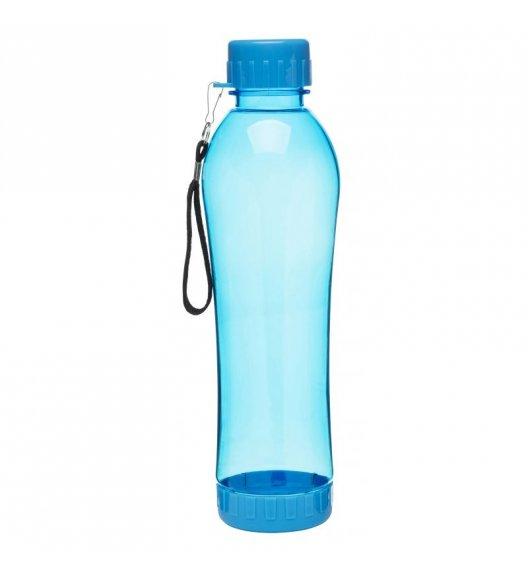 SAGAFORM Butelka z uchwytem 0,7 l PICNIC niebieska / FreeForm