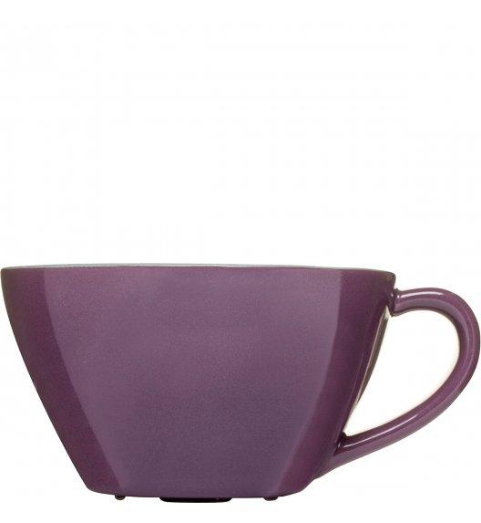 SAGAFORM Duża filiżanka do herbaty 0,7 l fioletowa TEA / FreeForm