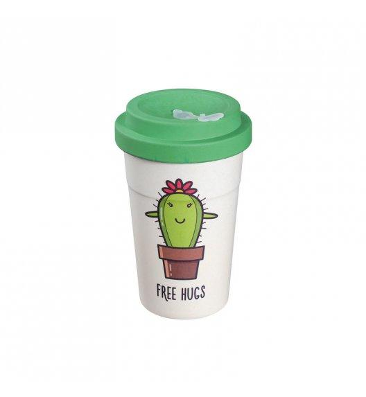 ZASSENHAUS Ekologiczny kubek podróżny 0,4 l kaktus ECO LINE / FreeForm