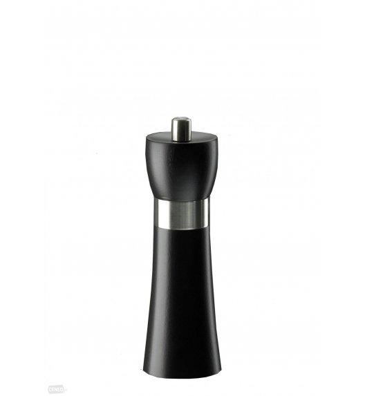 ZASSENHAUS Młynek do soli ⌀ 5,8×18 cm czarny / FreeForm