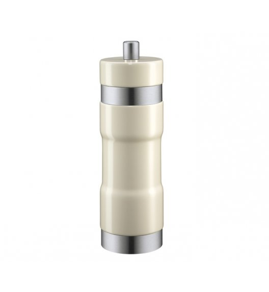 ZASSENHAUS Młynek do pieprzu ⌀ 5,5×18 cm ESSEN kremowy / FreeForm