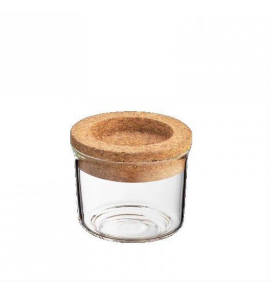 ZASSENHAUS Pojemnik szklany z korkiem 0,15 l / FreeForm