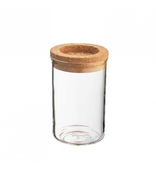 ZASSENHAUS Pojemnik szklany z korkiem 0,3 l / FreeForm