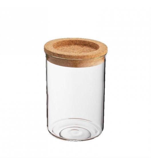 ZASSENHAUS Pojemnik szklany z korkiem 0,85 l / FreeForm