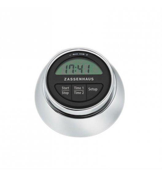 ZASSENHAUS SPEED Timer elektroniczny ⌀ 7 cm / FreeForm