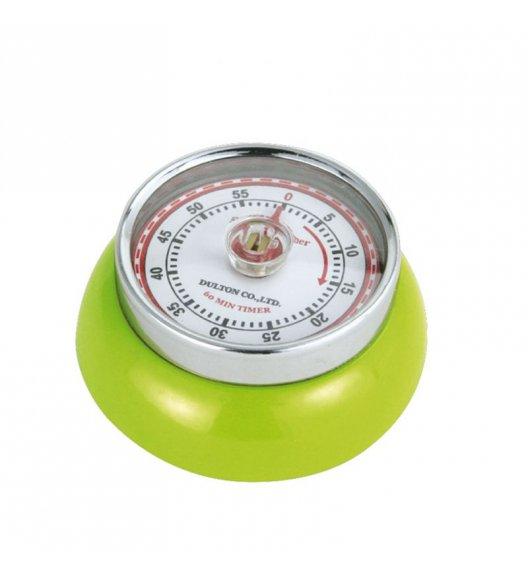 ZASSENHAUS SPEED Timer mechaniczny ⌀ 7 cm zielony / FreeForm