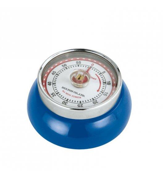 ZASSENHAUS SPEED Timer mechaniczny ⌀ 7 cm niebieski / FreeForm