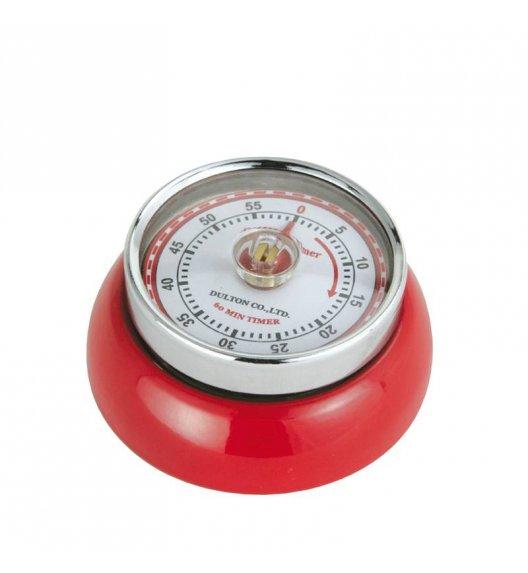 ZASSENHAUS SPEED Timer mechaniczny ⌀ 7 cm czerwony / FreeForm