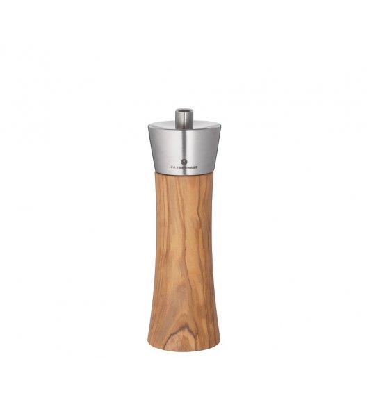 ZASSENHAUS Młynek do soli ⌀ 5,5 × 18 cm AUGSBURG jasne drewno / FreeForm