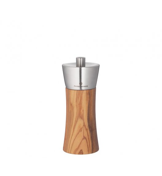 ZASSENHAUS Młynek do pieprzu ⌀ 5,5 × 14 cm AUGSBURG jasne drewno / FreeForm