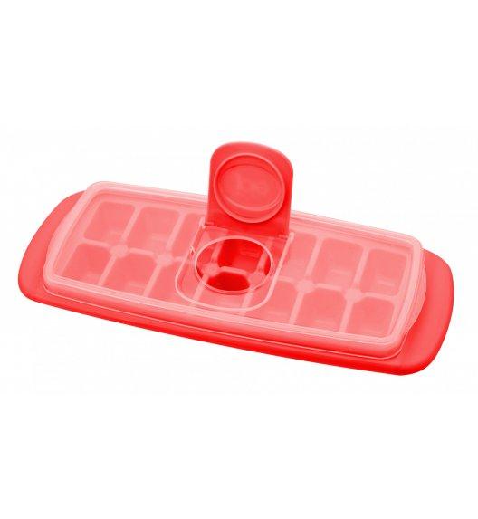MSC Foremka do lodu z pokrywką 28,5 x 12 cm / czerwona / FreeForm