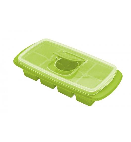 MSC Foremka do lodu z pokrywką 22 x 13 x 5,5 cm / zielona / FreeForm