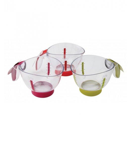 MSC Dwustronna miarka kuchenna 0,5 L czerwona / tworzywo sztuczne / FreeForm