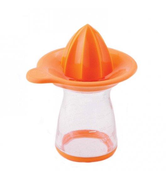 MSC Wyciskacz do cytrusów z pojemnikiem 0,25 pomarańczowy / FreeForm