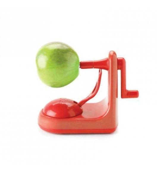 MSC Obierak do jabłek na korbkę 14 x 14 cm czerwony / FreeForm