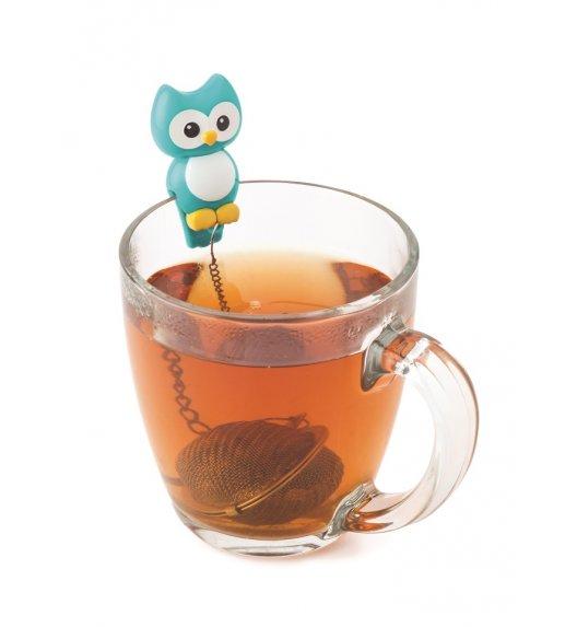 MSC Zaparzaczka do herbaty ⌀ 4 cm HOOT niebieski / FreeForm