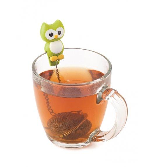 MSC Zaparzaczka do herbaty ⌀ 4 cm HOOT zielony / FreeForm