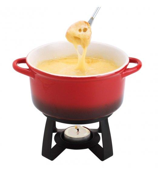 MSC Zestaw do fondue serowego ⌀ 13,5×16 cm / porcelana / FreeForm