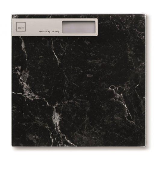 KELA Waga łazienkowa 30 x 30 cm LIRON marmur / FreeForm