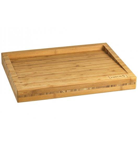 LURCH Bambusowy blok do krojenia 30 x 40 cm / FreeForm