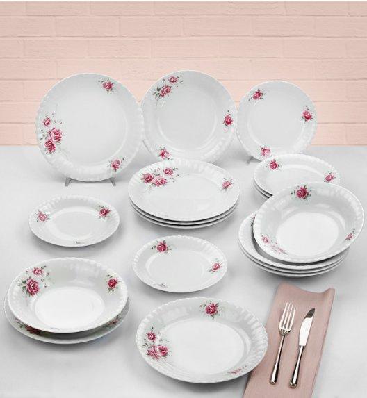 CHODZIEŻ IWONA B444 Serwis obiadowy 18 el / 6 osób / porcelana