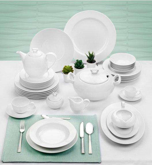 CHODZIEŻ YVETTE Serwis obiadowo-kawowy 105 el / 12 osób / porcelana