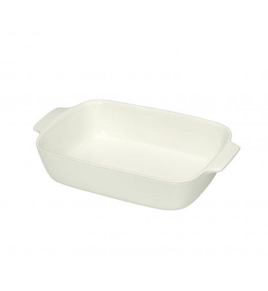 KUCHENPROFI Ceramiczne naczynie do zapiekania 30 cm kremowe / ceramika / FreeForm