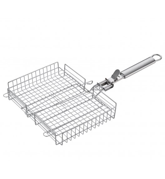 KUCHENPROFI Koszyk do grillowania 24,5 x 58 x 6 cm FLEXI / FreeForm