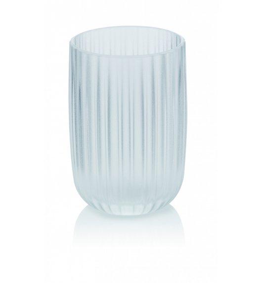 KELA Kubek ze szkła akrylowego ⌀ 8,5 cm, transparentny LAMINA / FreeForm