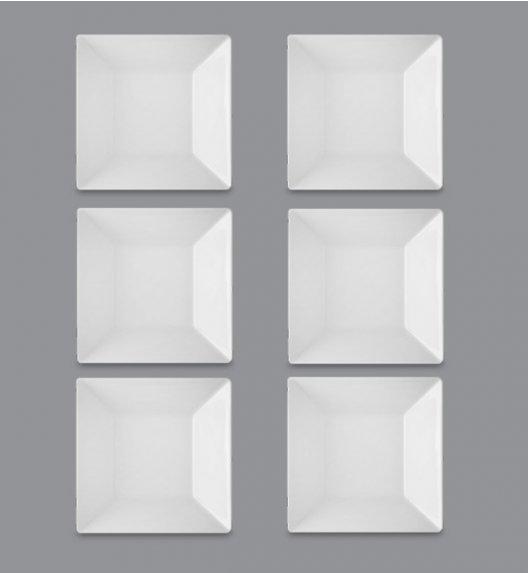 LUBIANA CLASSIC Komplet Talerze głębokie 18,5 cm / 6 el / 6 os / porcelana