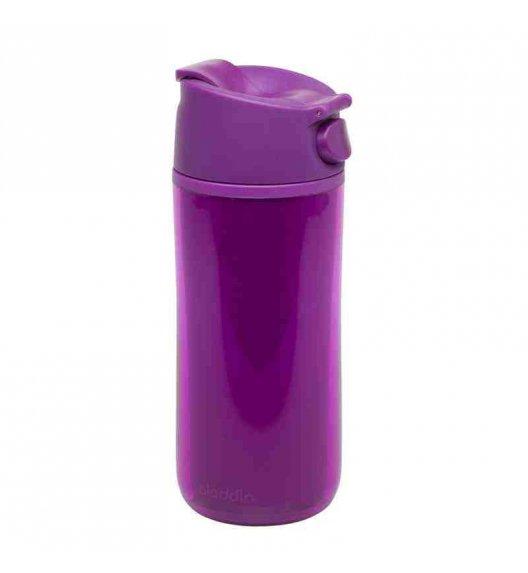 ALADDIN Kubek termiczny plastikowy FLIP & SIP 0,35 l fioletowy / FreeForm