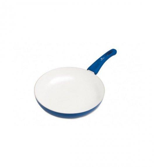 WYPRZEDAŻ! GERLACH PASSION Patelnia 20 cm z powłoką ceramiczną / niebieska