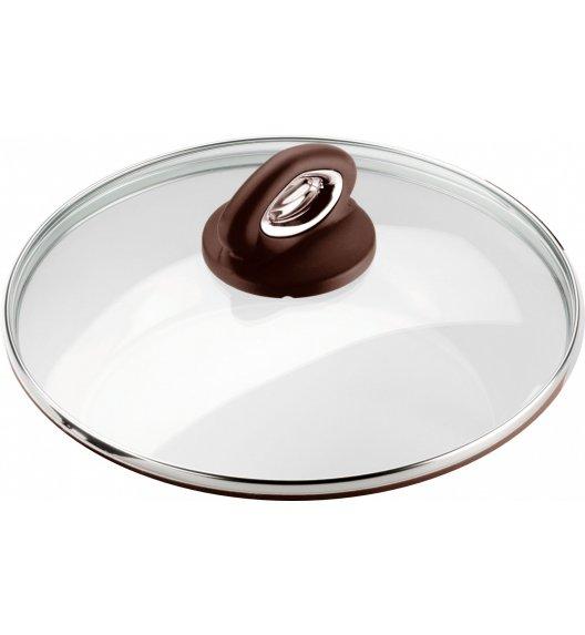 BIALETTI BROWN Pokrywka do naczyń kuchennych 28 cm IBP28 / scapol