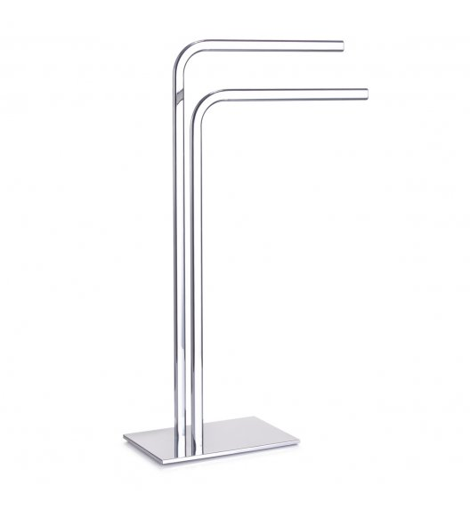 ZELLER Podwójny stojak na ręczniki 80,5 cm / metal