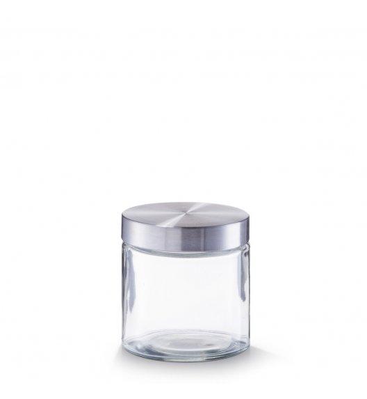 ZELLER Słoik ze stalową pokrywką 750 ml / szkło