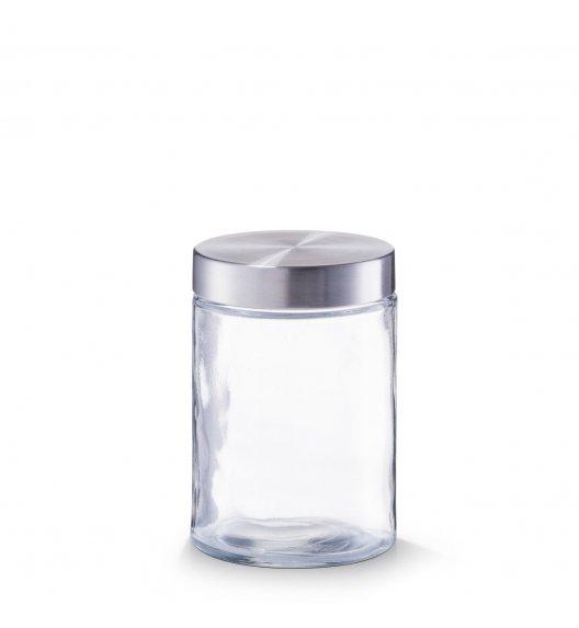 ZELLER Słoik ze stalową pokrywką 1100 ml / szkło